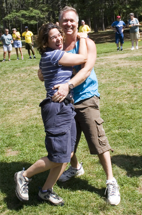 Meet new friends at 'Camp' Camp, America's premier outdoor vacation for GLBTQ adults in gorgeous Maine
