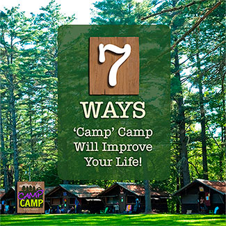 View the 'Camp' Camp brochure and learn about the LGBT summer vacation camp for gays, lesbians and bisexuals.